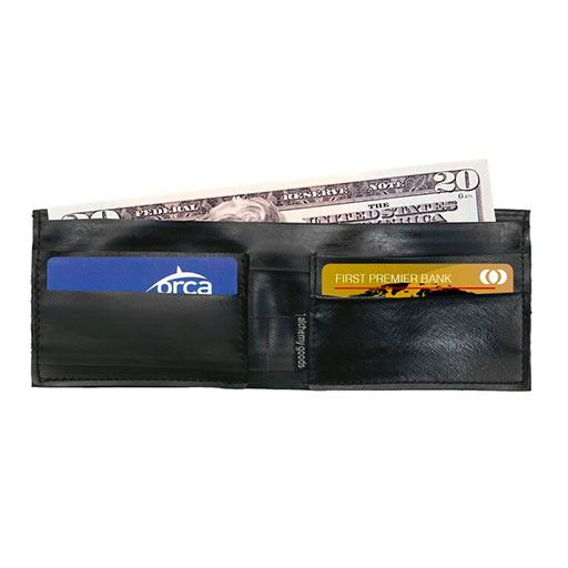Alchemy Goods Alchemy Goods Franklin Wallet: Green