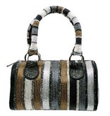 Mary Frances Mary Frances Handbag: Think Linear