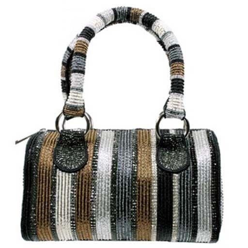 Mary Frances Mary Frances Handbag: Think Linear