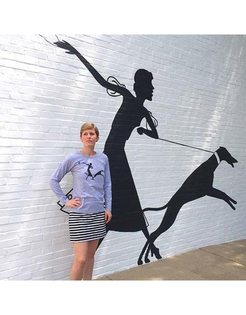 ESSE Purse Museum ESSE Tee, Mural Art: Long Sleeve
