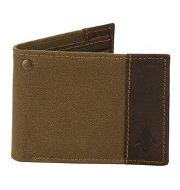 DamnDog DamnDog Wallet: Swamp Green