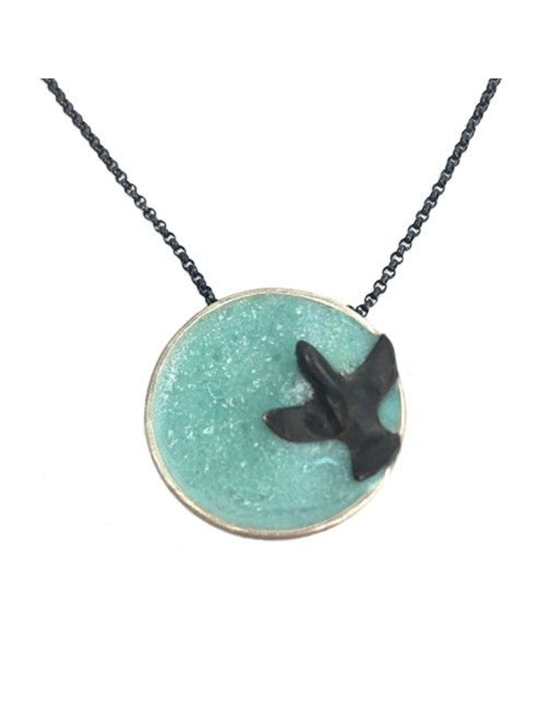 Chee-Me-No Chee-Me-No Soaring Bird Necklace