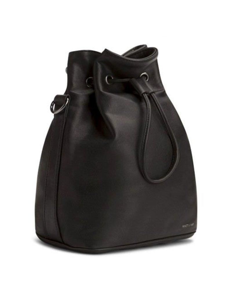 Matt & Nat Matt & Nat Isshiki Loom Bucket Bag: Black