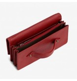 Matt & Nat Matt & Nat Abiko Clutch: Bordeaux
