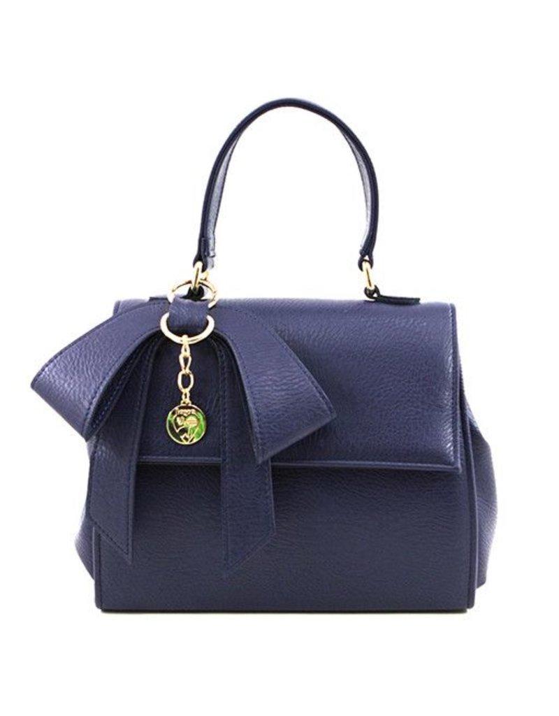Gunas Gunas Cottontail Handbag: Navy