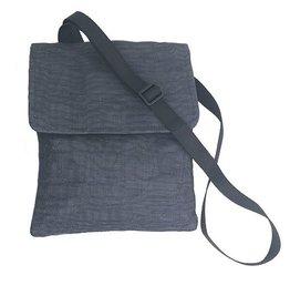 Smateria Smateria Hip Bag: Charcoal