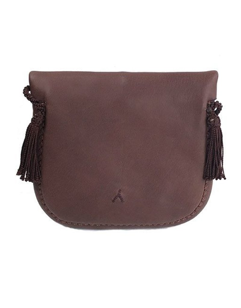 Abury Abury Petite Berber Bag: Brown
