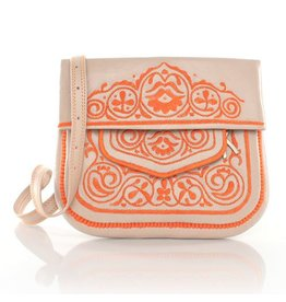 Abury Abury Berber Bag: Cream