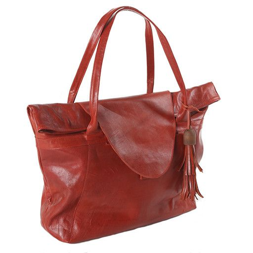 Abury Abury Red Shopper