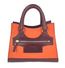 Anya Sushko Anya Sushko Mini Karolina Handbag: Orange