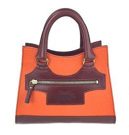 Anya Sushko Anya Sushko Mini Karolina Handbag: Orange
