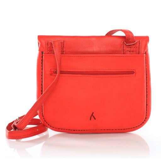 Abury Abury Berber Bag: Red