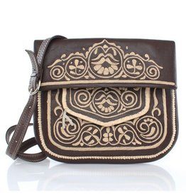 Abury Abury Berber Bag: Brown