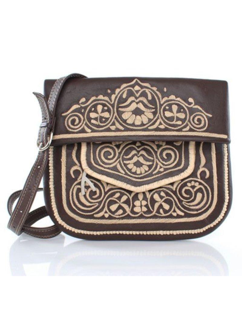 Abury Abury Berber Bag: Brown