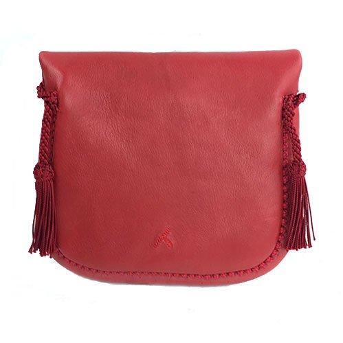Abury Abury Petite Berber Bag: Red