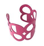 Stubborn Stiles Stubborn Stiles Dot Bracelet: Pink