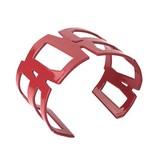 Stubborn Stiles Stubborn Stiles Rectangle Bracelet: Red
