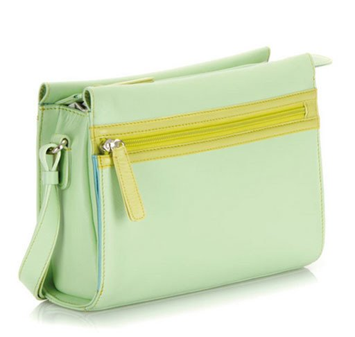 Mywalit Mywalit Seattle Crossbody: Pastel Paradise