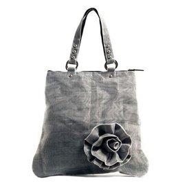 Smateria Smateria Cache Flower Bag: Gray