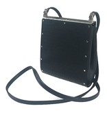Wendy Stevens Wendy Stevens Big Drop Crossbody: Black
