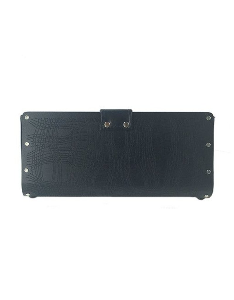 Wendy Stevens Wendy Stevens Capellini Clutch: Black