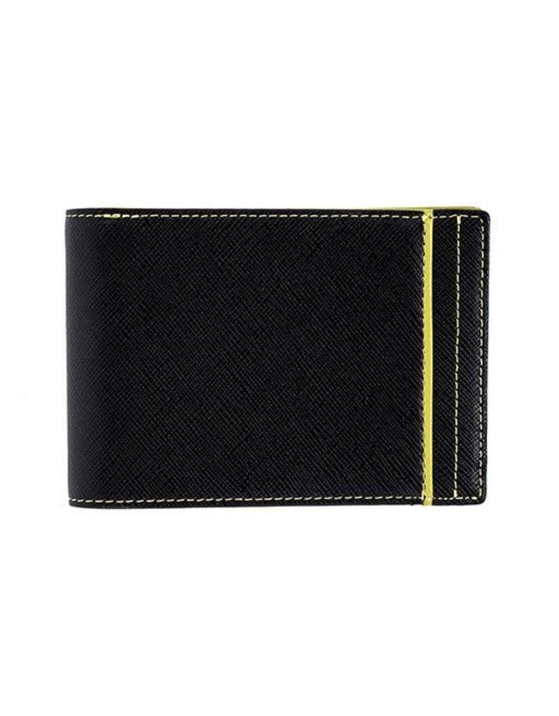 Wurkin Stiffs Wurkin Stiffs RFID Slim Wallet: Green