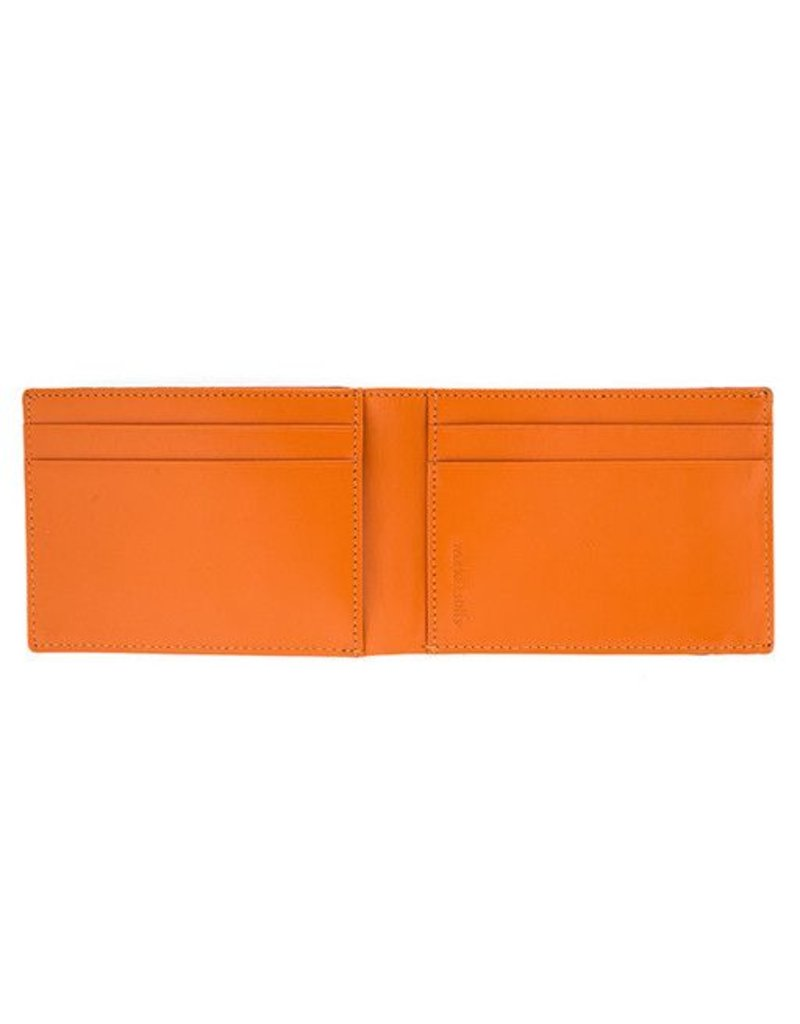 Wurkin Stiffs Wurkin Stiffs RFID Slim Wallet: Orange