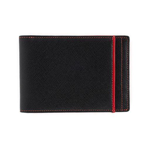 Wurkin Stiffs Wurkin Stiffs RFID Slim Wallet: Red