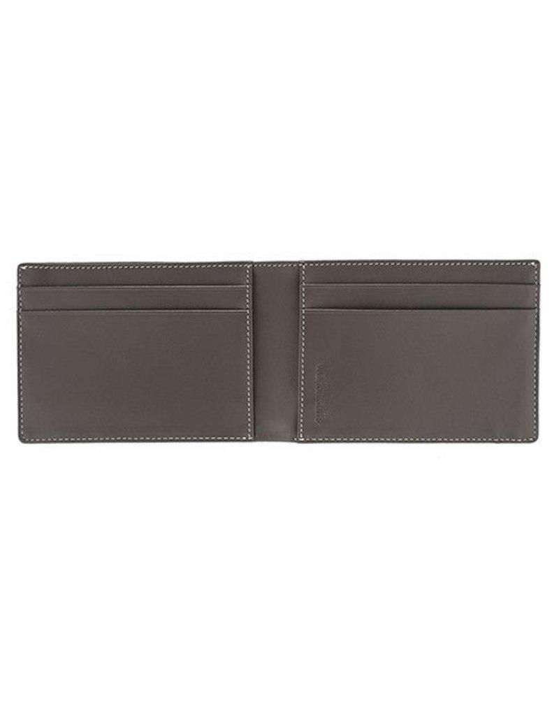 Wurkin Stiffs Wurkin Stiffs RFID Slim Wallet: Gray