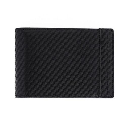Wurkin Stiffs Wurkin Stiffs RFID Carbon Slim Wallet: Black