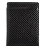 Wurkin Stiffs Wurkin Stiffs RFID Carbon Passport Wallet: Black