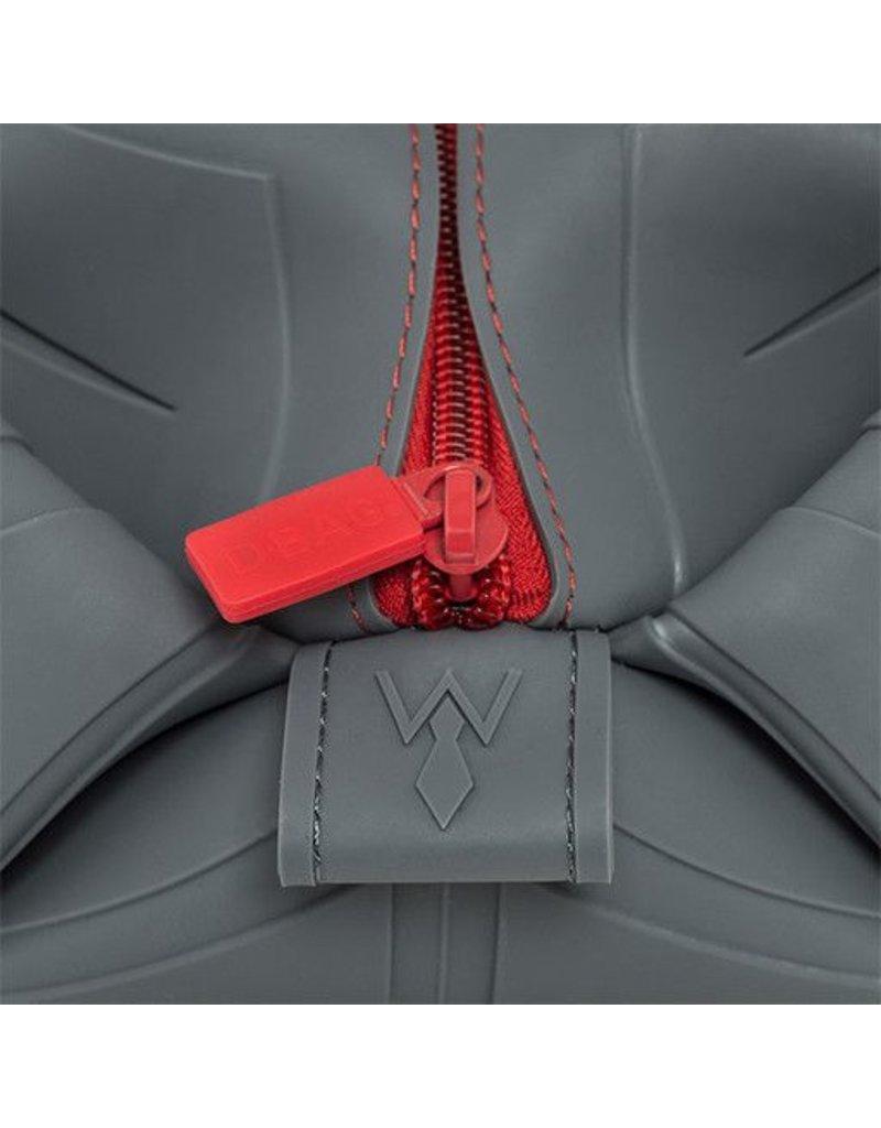 Wurkin Stiffs Wurkin Stiffs Doppel Bag: Gray