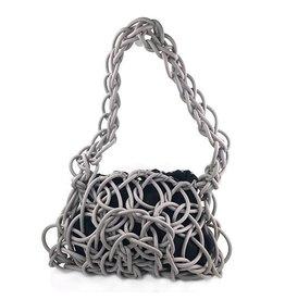 NEO Design Shoulder Bag #33: Ecru