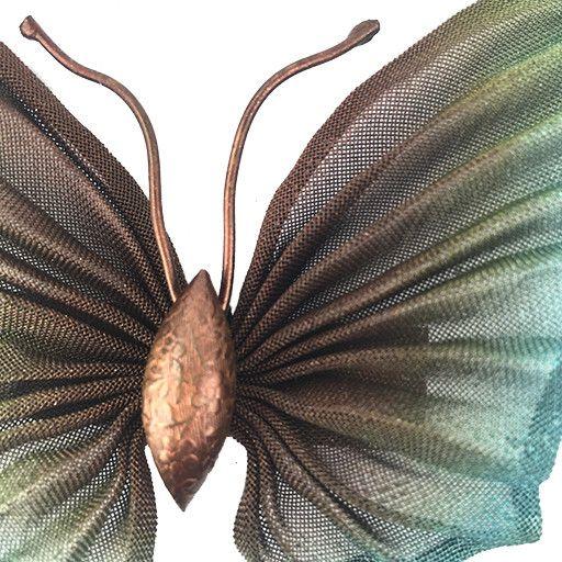 Sarah Cavender Sarah Cavender Brooch: Pleated Butterfly, Medium