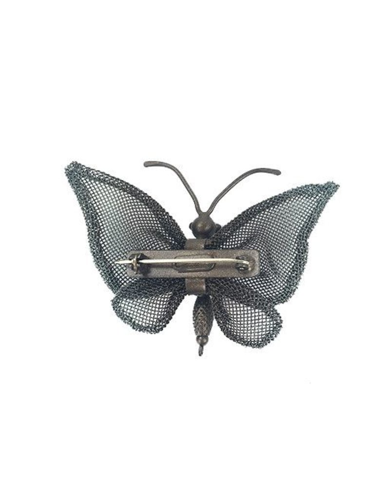Sarah Cavender Sarah Cavender Brooch: Etched Butterfly, Medium