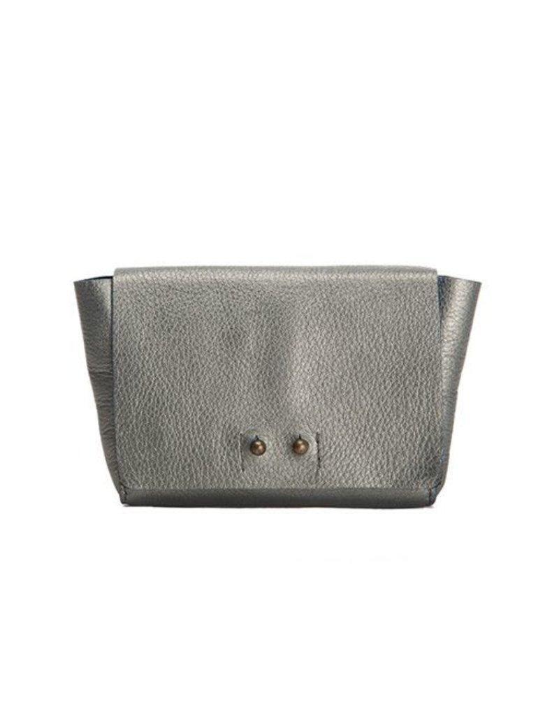 Jo Jo Mini Wallet: Shimmer Stone