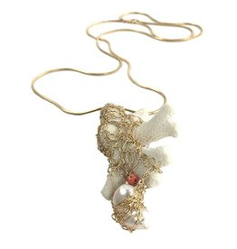 Cottler Fox Cottler Fox Intertidal Zone Neckpiece