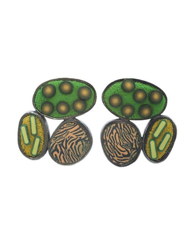 Ford/Forlano Ford/Forlano Earrings: Pebble 205