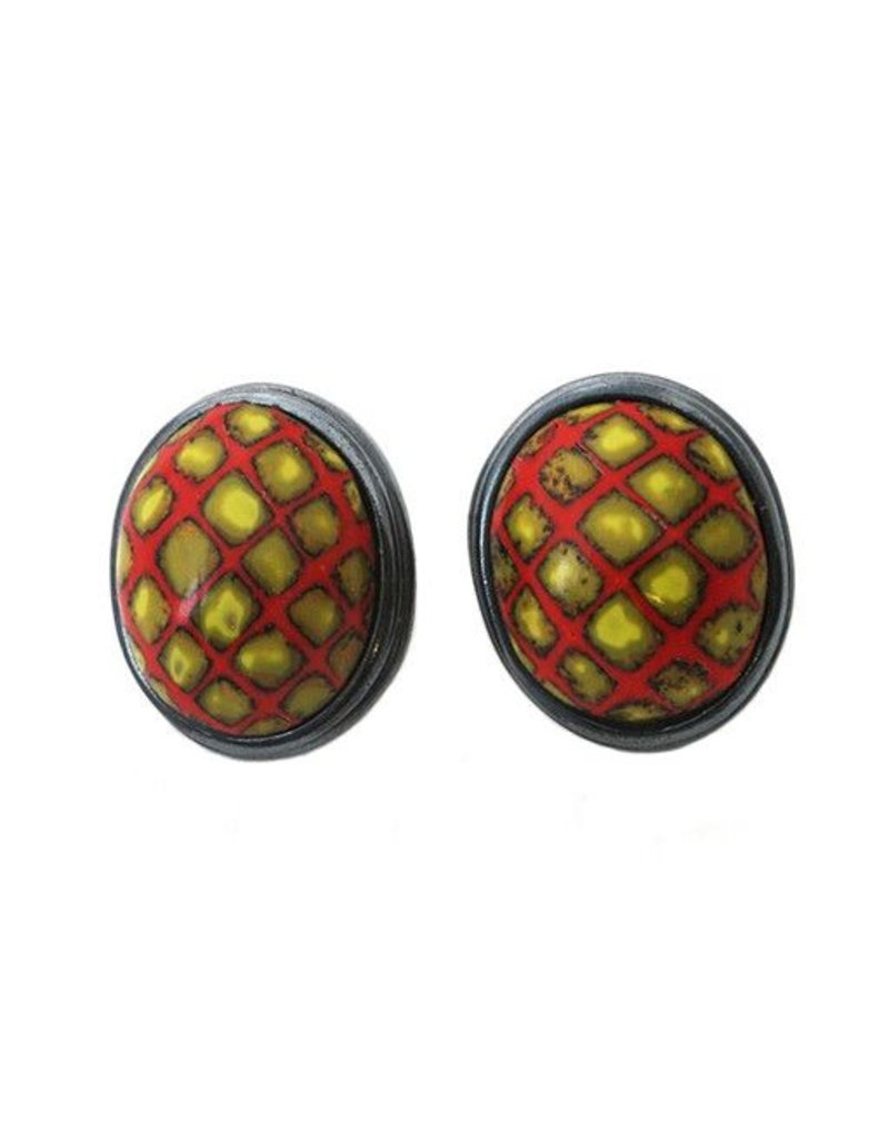 Ford/Forlano Ford/Forlano Earrings: Button 152