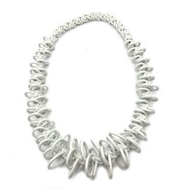 NEO Design NEO Necklace #12: White