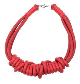 NEO Design Necklace #95: Red
