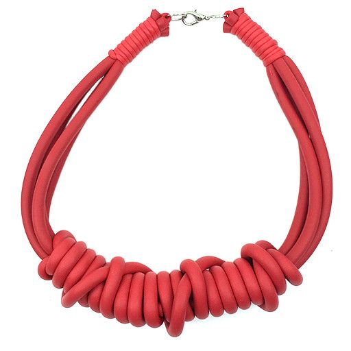 NEO Design NEO Necklace #95: Red