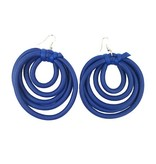 NEO Design NEO Earrings #20: Electric Blue