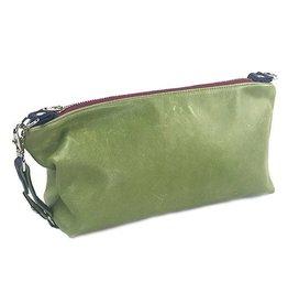 Lola Falk Lola Falk Otto Shave Bag: Lime