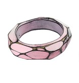Morgan Hill Morgan Hill Bangle: Pink