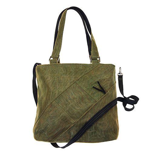 Smateria Smateria FAQ Bag: Olive