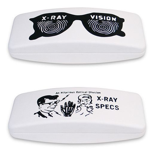 ACME Studio ACME Studio Eyeglass Case: X-Ray