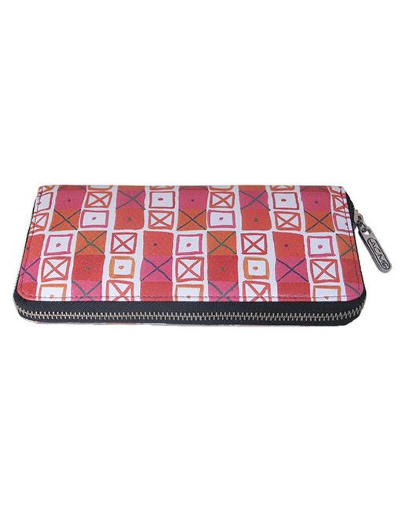 ACME Studio ACME Studio Wallet Organizer: Crosspatch