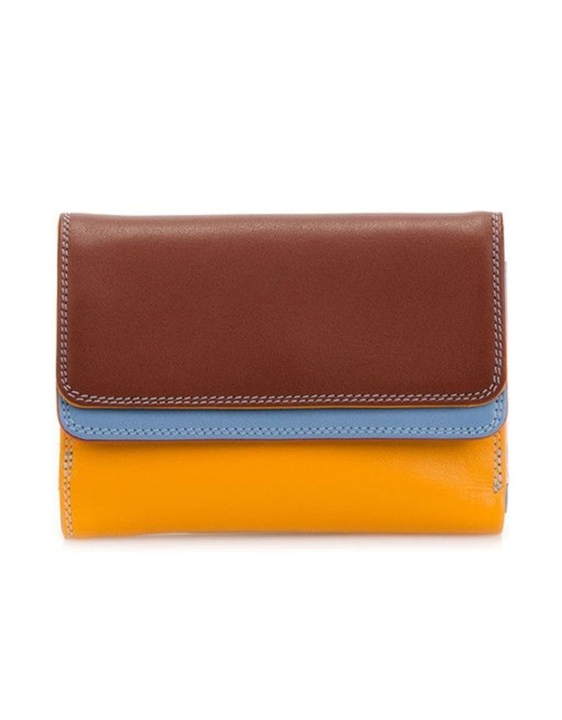 Mywalit Mywalit Double Flap Wallet: Siena