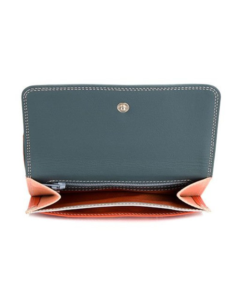 Mywalit Mywalit Double Flap Wallet: Urban Sky